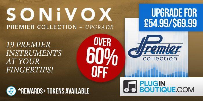 Sonivox Premier Collection upgrade