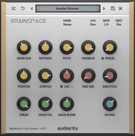 Audiority GrainSpace