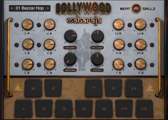 BeatSkillz Bollywood Maharaja