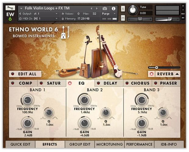 Ethno World 6 Complete for Kontakt Player by Best Service