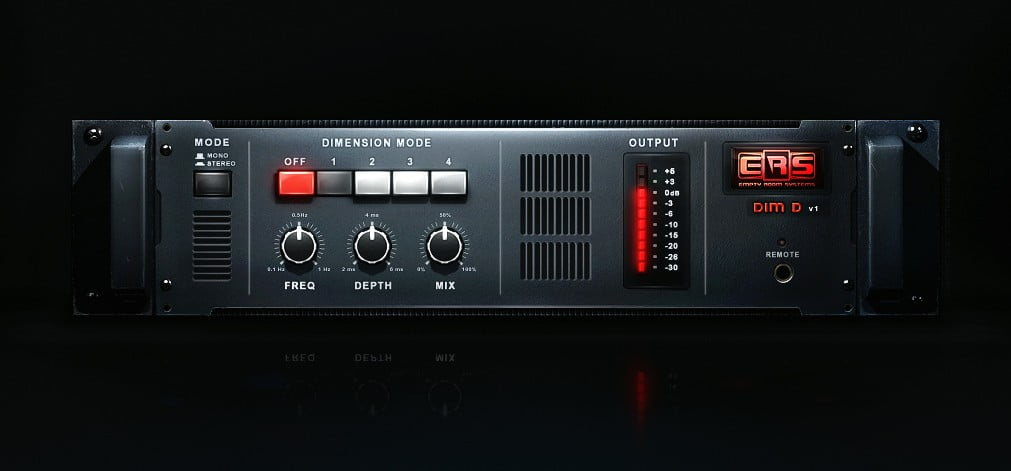 Dim D Chorus plugin by Empty Room Systems updated to v1 2