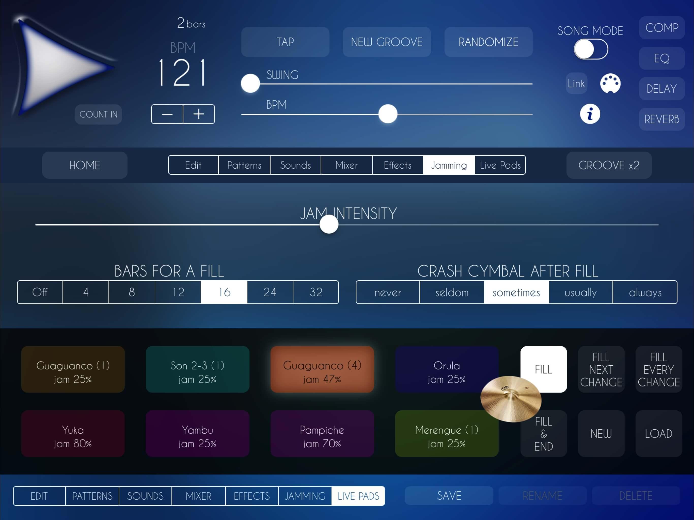 Afro Latin Drum Machine Download : lumbeat afro latin drum machine 4 app for ios released ~ Hamham.info Haus und Dekorationen