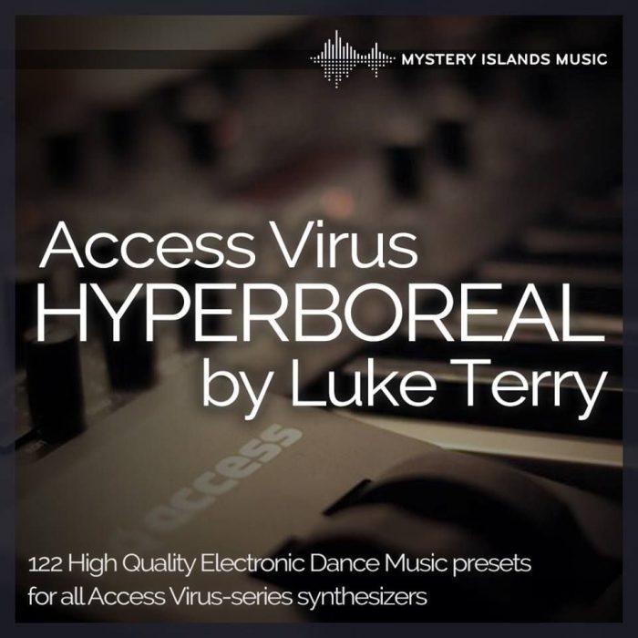 Mystery Islands Music Access Virus Hyperboreal by Luke Terry
