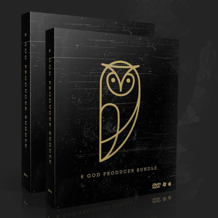 Producers Choice 6 God Producer Bundle