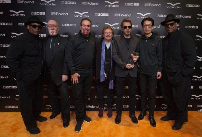 Roland Boss Lifetime Achievement Awards