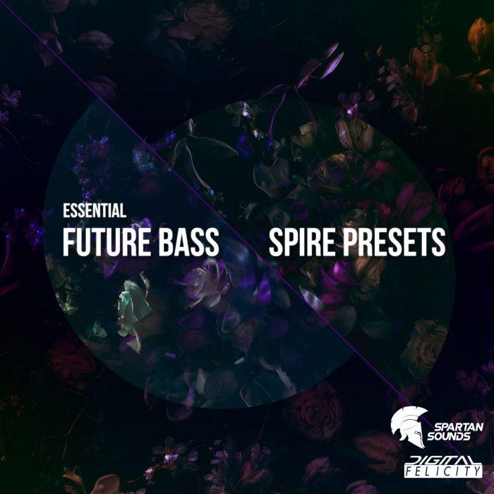 Spartan Sounds Essential Future Bass Spire Presets