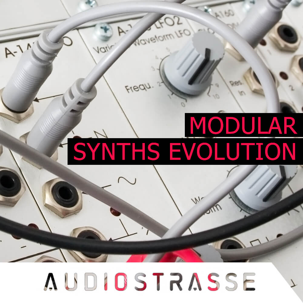 audiostrasse modular synths evolution released at loopmasters. Black Bedroom Furniture Sets. Home Design Ideas
