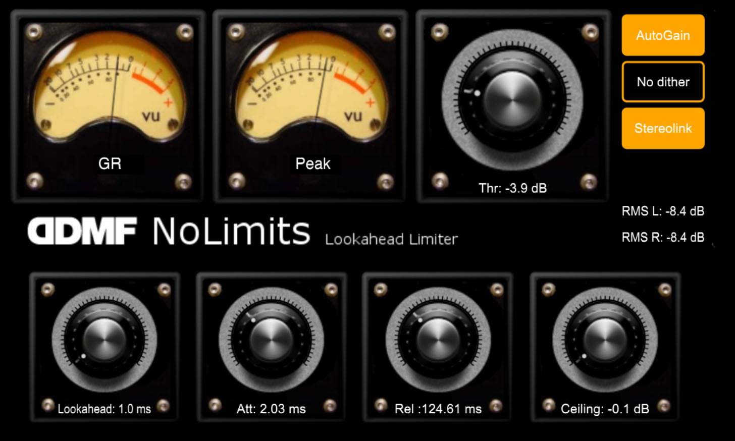 DDMF IIEQPro equalizer plugin updated, NoLimits for iOS released