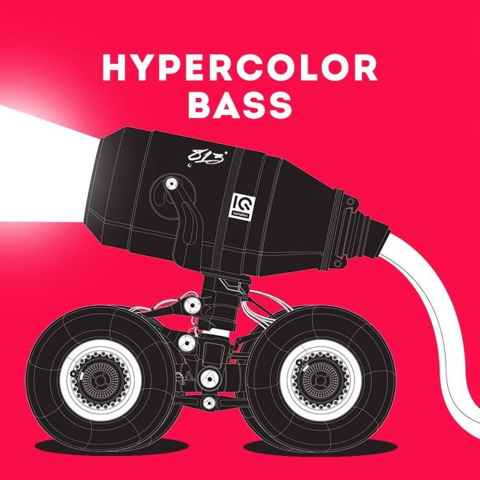 IQ Samples Hypercolor Bass