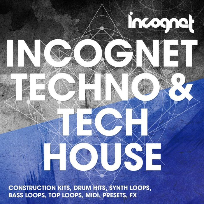 Incognet Techo and Tech House
