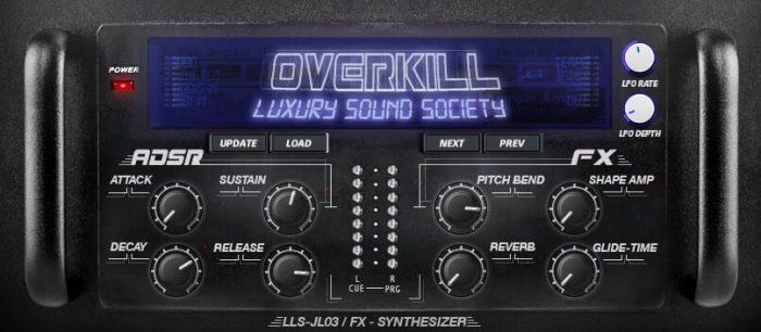 Luxury Sound Society Overkill