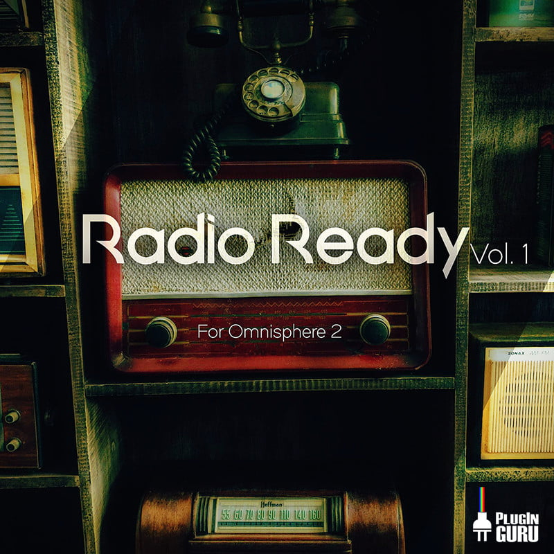 Radio Ready Vol 1 for Omnisphere 2 released by PlugInGuru