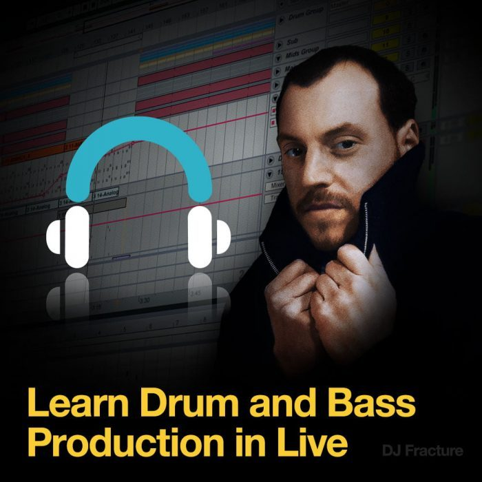 Producertech Drum and Bass in Live with DJ Fracture