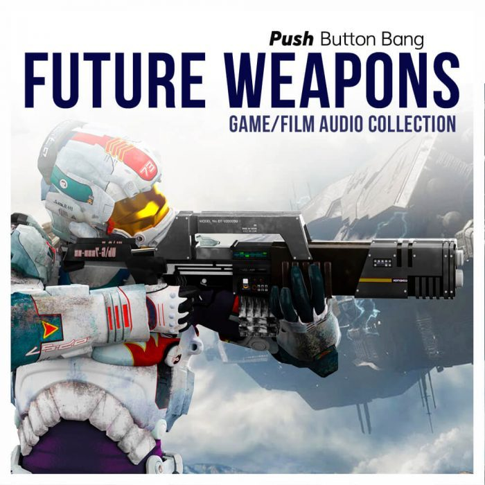 Future Weapons, sound design tools for game & film audio