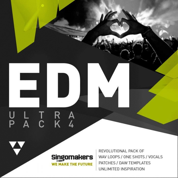 Singomakers EDM Ultra Pack 4