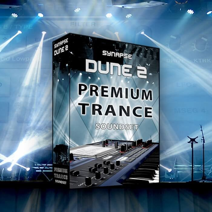 Synapse Audio Premium Trance for Dune 2