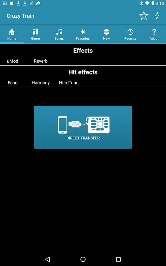 Perform-VK app by TC-Helicon available for Android & iOS
