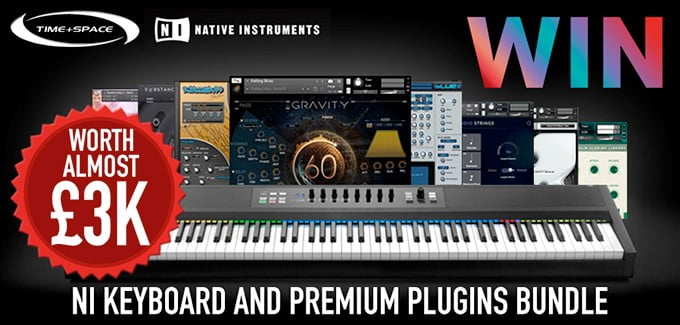 Time+Space NI Keyboard & Premium Plugins Bundle
