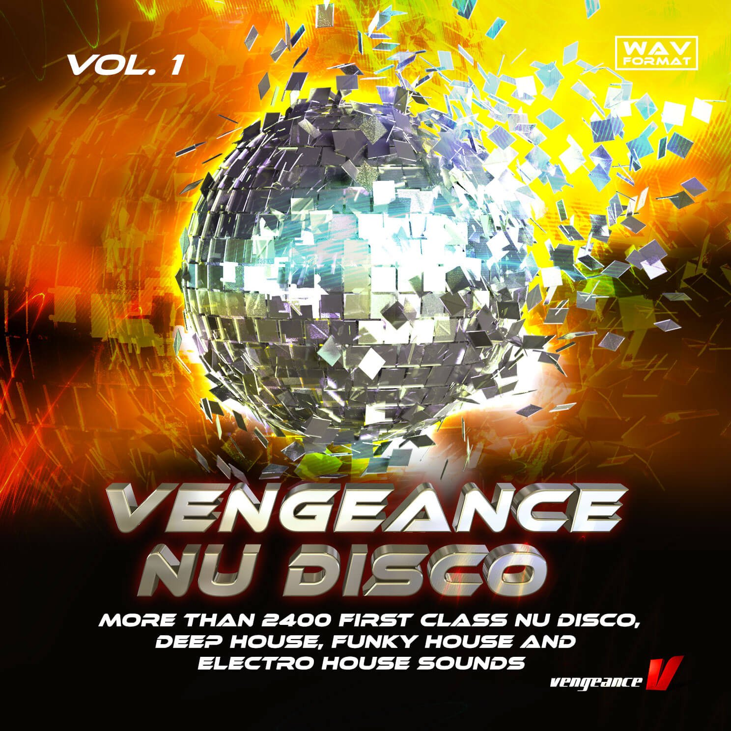 reFX releases Nu Disco Vol 1 sample pack by Vengeance