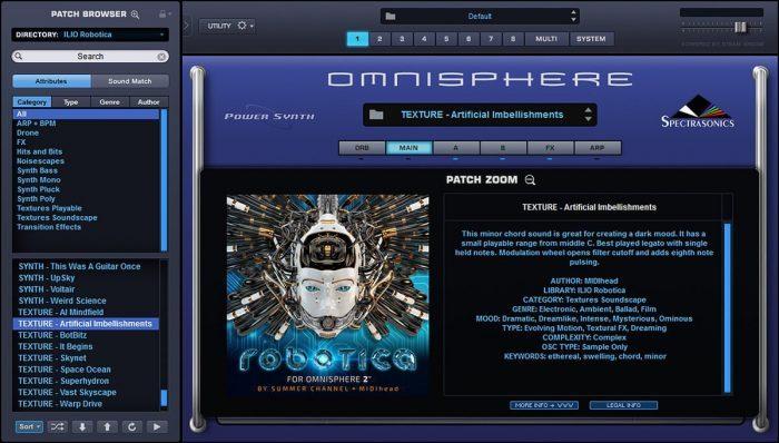 ILIO Robotica Omnisphere
