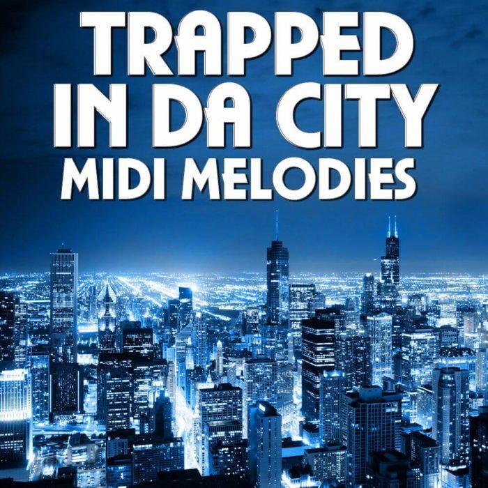 Mainroom Warehouse Trapped In Da City MIDI Melodies