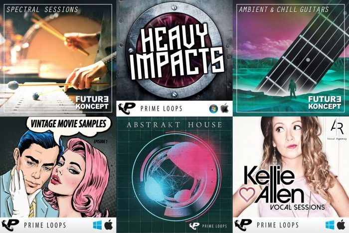 Prime Loops Deals of the Week Kellie Allen