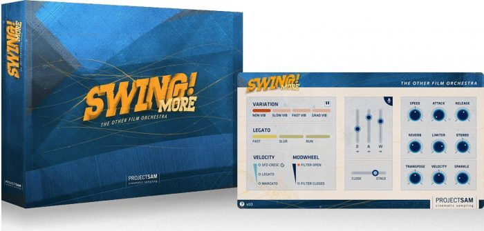 ProjectSAM Swing More!