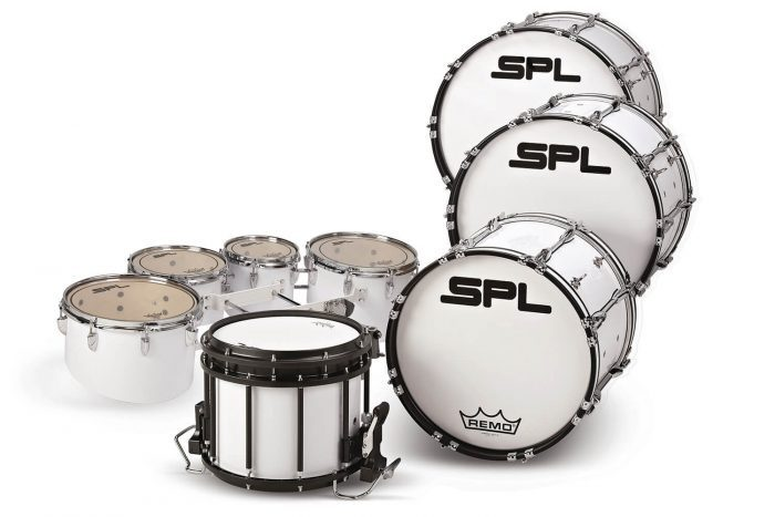 SPL Marching Drums