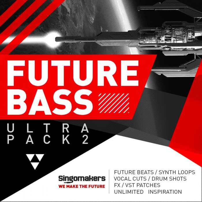 Singomakers Future Bass Ultra Pack 2