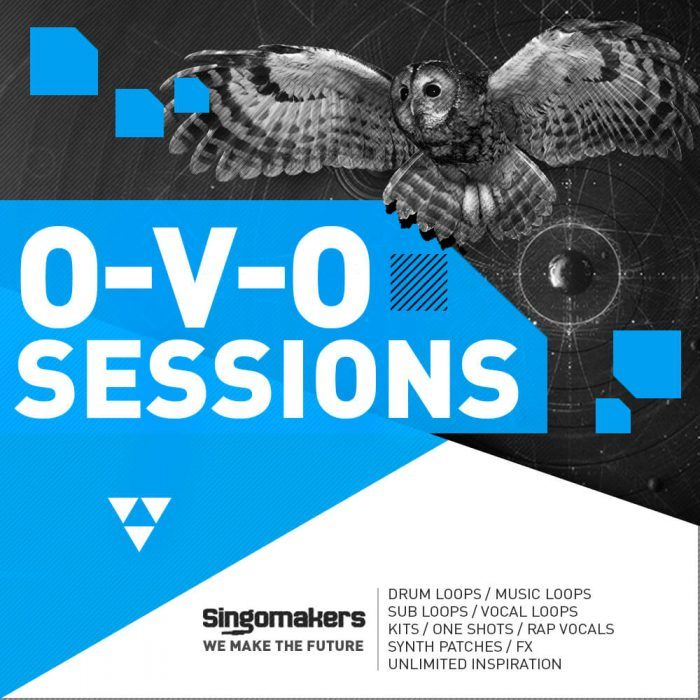 Singomakers O-V-O Sessions sample pack with the sounds of OVO
