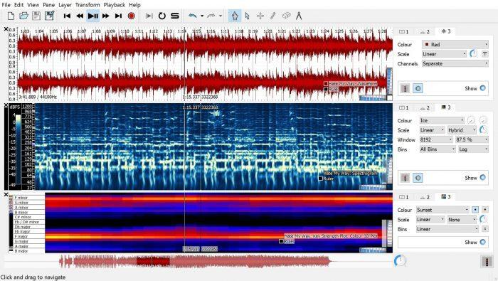 Sonic Visualiser 3.0