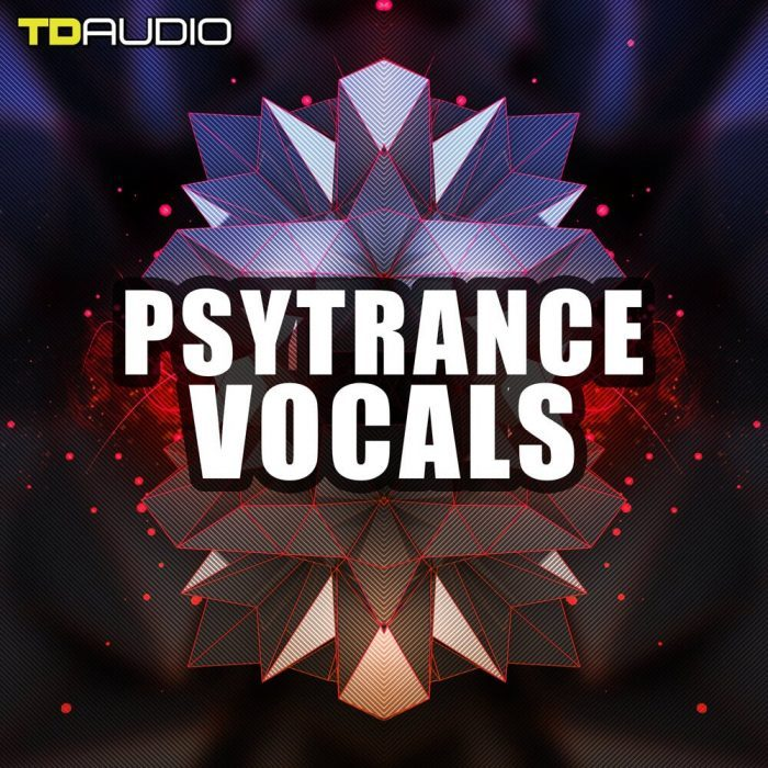 TD Audio Psytrance Vocals