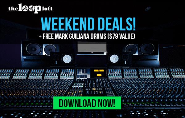 The Loop Loft Weekend Deals Mark Guiliana Drums