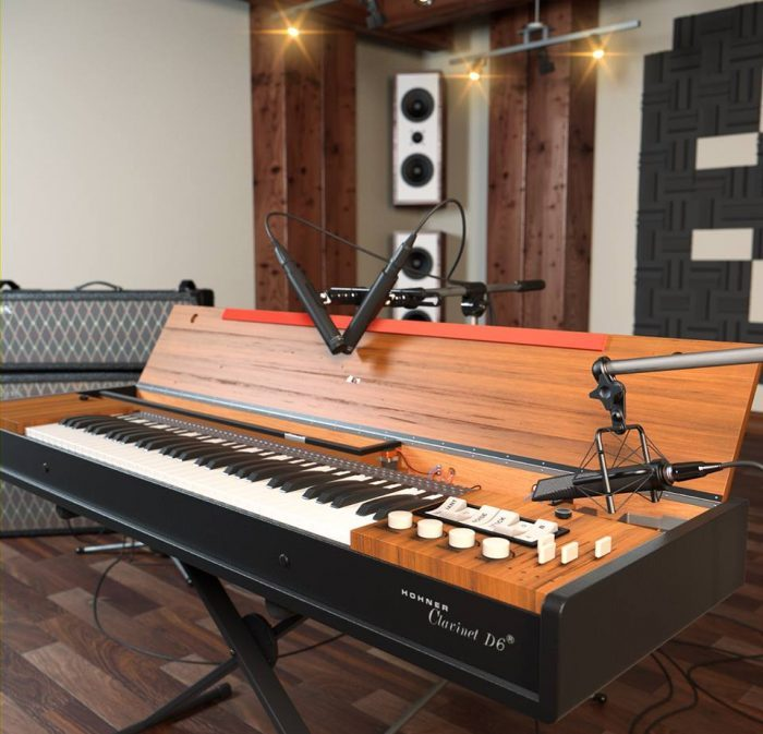 8Dio Studio Clavinet