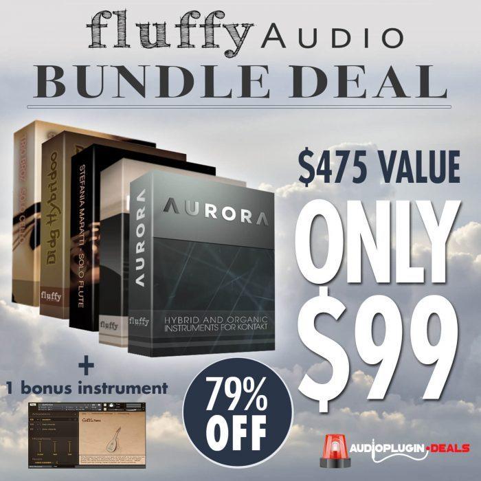 Audio Plugin Deals Fluffy Audio Bundle Deal