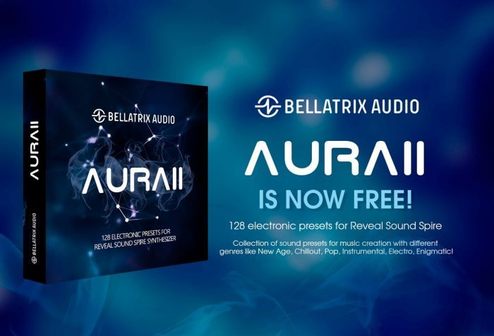 Bellatrix Audio Aura II