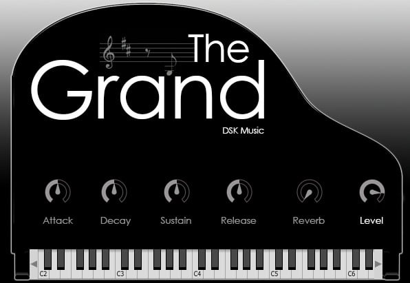 DSK Music releases The Grand free piano plugin