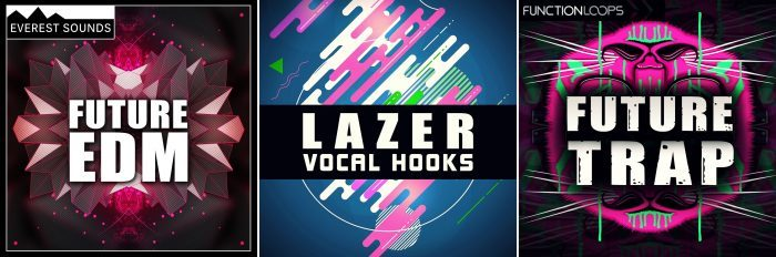 Function Loops Future EDM, Lazer Vocal Hooks & Future Trap