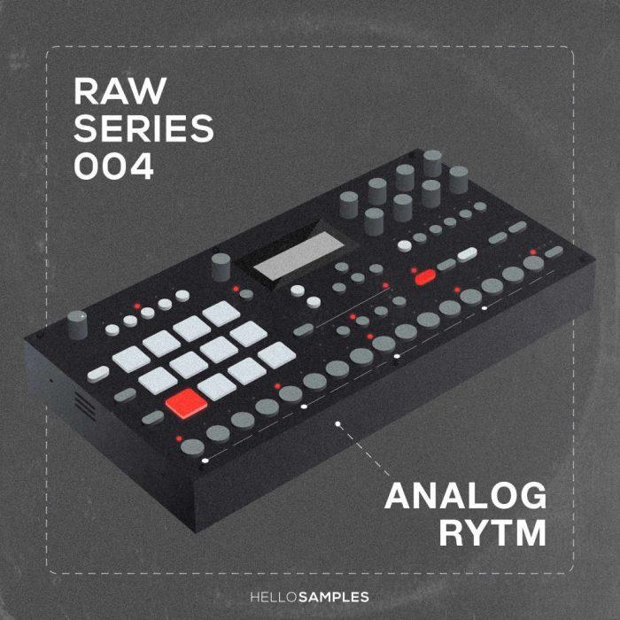 HelloSamples Raw Series Vol 4 Analog Rytm