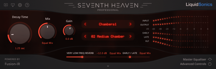 LiquidSonics Seventh Heaven Professional
