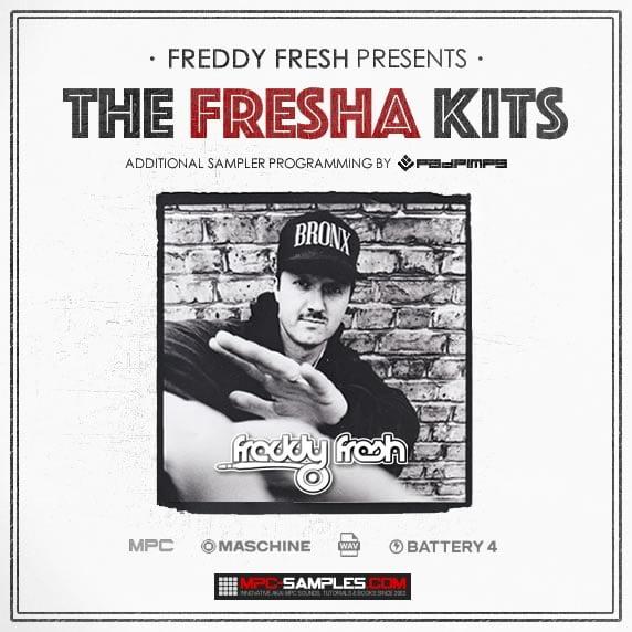 MPC Samples Freddy Fresh Fresha Kits