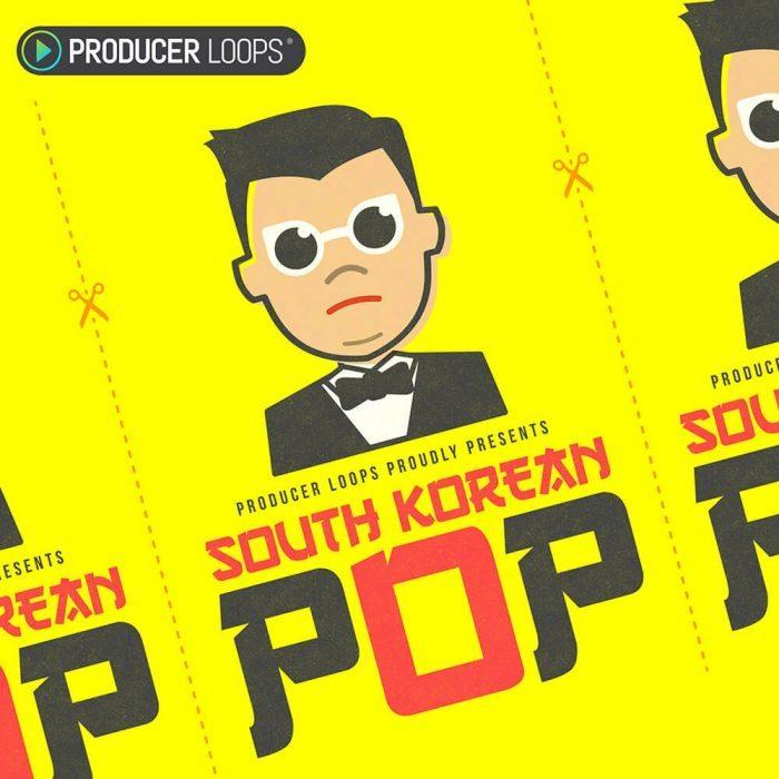 Producer Loops South Korean Pop