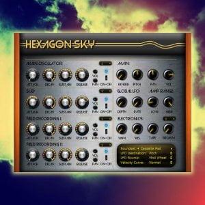 SampleScience Hexagon Sky feat