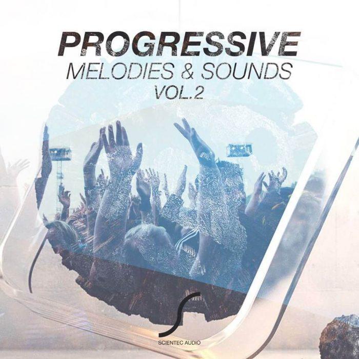 Scientec Audio Progressive Melodies & Sounds Vol. 2