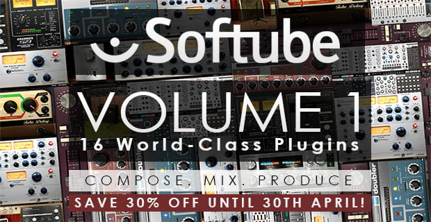 Softube Collection Vol 1