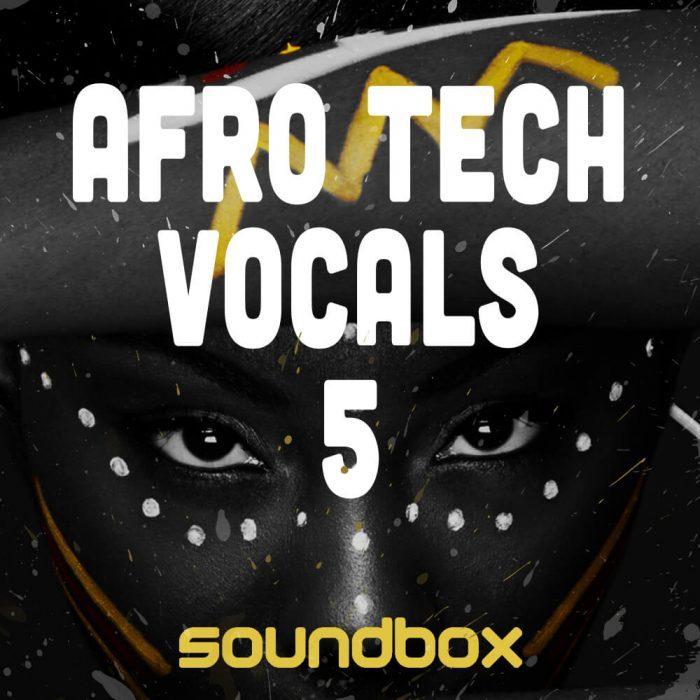 Soundbox Afro Tech Vocals 5