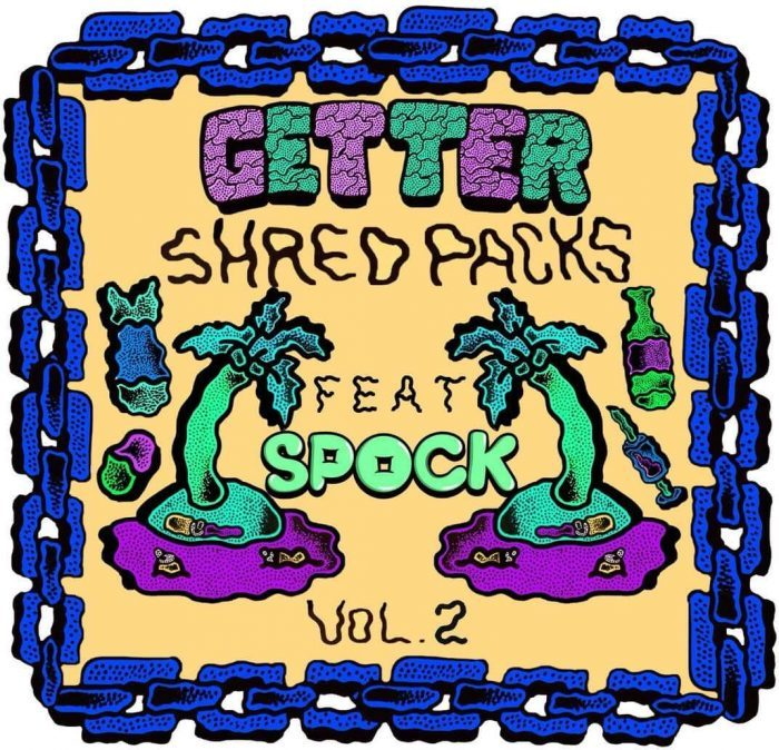 Splice Sounds Getter Shred Packs 2