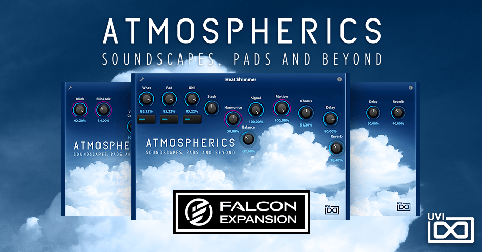 atmospherics expansion pack for uvi falcon released. Black Bedroom Furniture Sets. Home Design Ideas