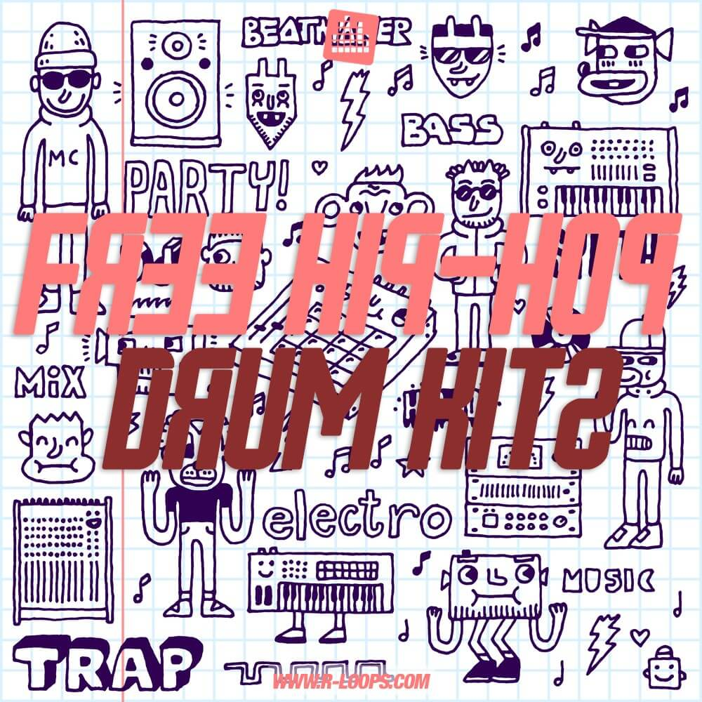 Trap Drum Kit Free