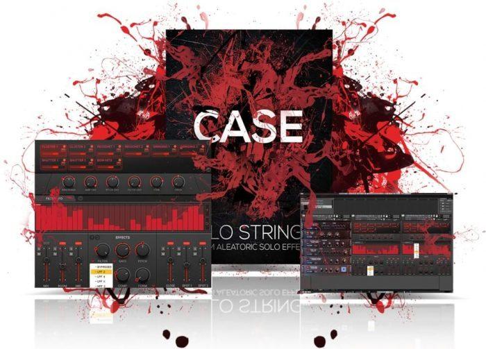 8Dio Case Solo Strings